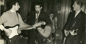 The Whirlwinds - circa 1959
